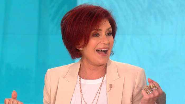The Talk - Sharon Osbourne Reveals 'My next surgery is booked'
