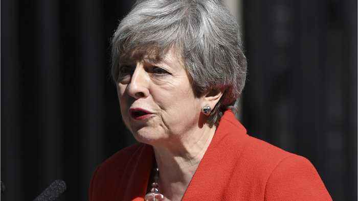 Theresa May says it's now up to others to find a Brexit solution