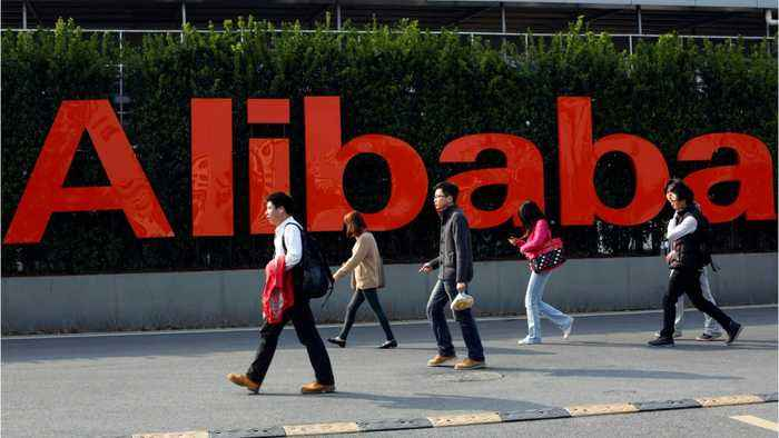 Alibaba is trying to raise $20 Billion