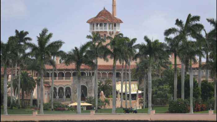 Man illegally gained entry to President Trump's Mar-a-Lago resort, documents show