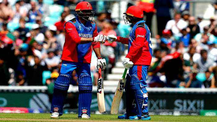 Rising Afghanistan cricket team contender in Cricket World Cup