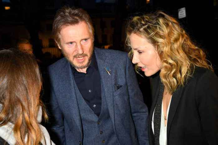Liam Neeson cast in The Great Game