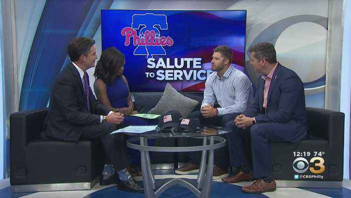 Phillies To Salute Our Military Heroes Tuesday Night