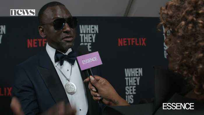 When They See Us Red Carpet