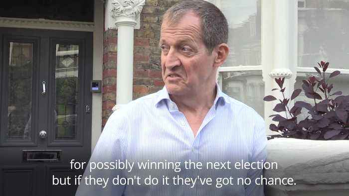 Alastair Campbell: Senior figures in Corbyn's office backed voting against Labour