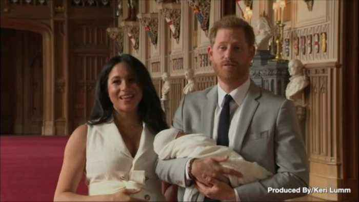 Prince Harry and Meghan Markle Find Being Parents to Baby Archie 'Sheer Delight'