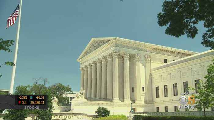 U.S. Supreme Court Rules On Indiana Abortion Law