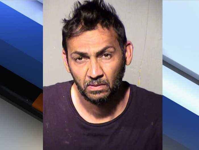 PD: Woman removes home invasion suspect from neighbor's home - ABC15 Crime