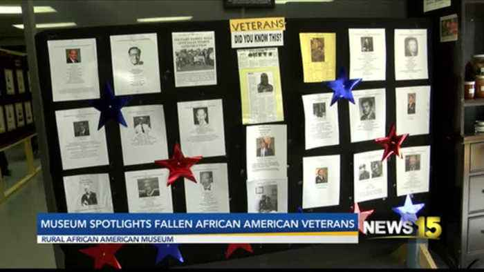 African American Museum Spotlights Local Black Veterans On Memorial Day
