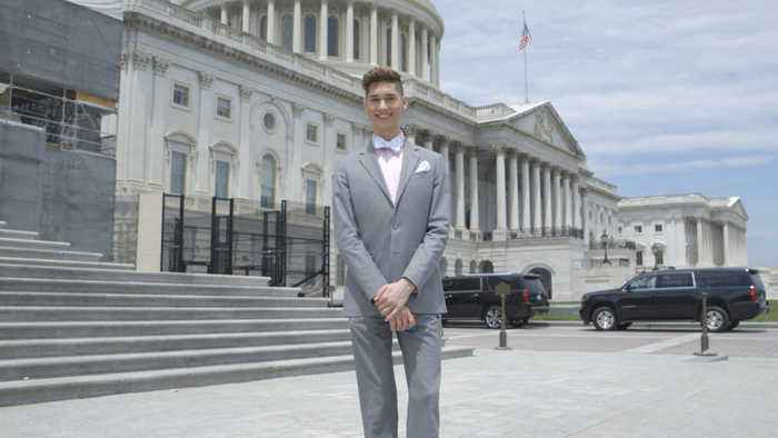 Congressional Intern Seth Owen Witnessed Passage of Historic Equality Act