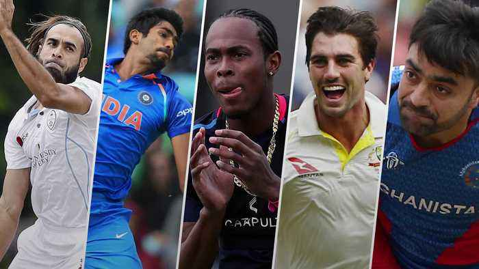 Five bowlers to watch at the Cricket World Cup