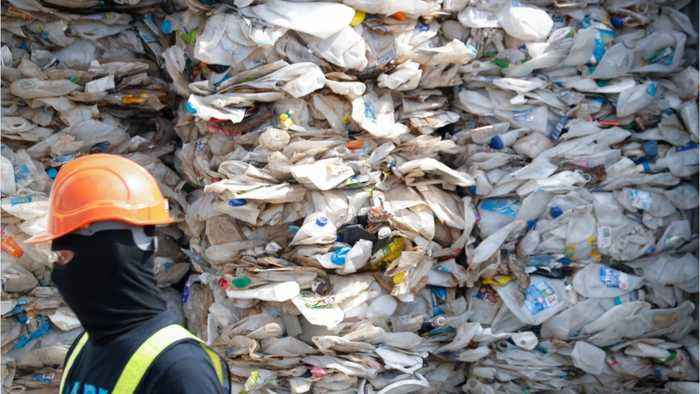 Tonnes Of Plastic Waste To Be Returned To UK, US and Other Countries