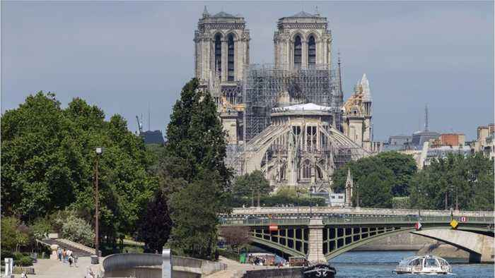France To Restore Notre Dame To Its Original State