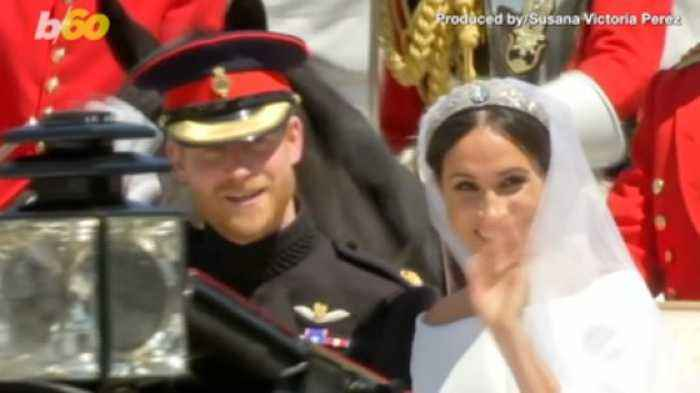 Some Lucky Visitors Got a Glimpse of Meghan Markle and Prince Harry's Home