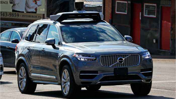 Uber Relaunches Self Driving Cars