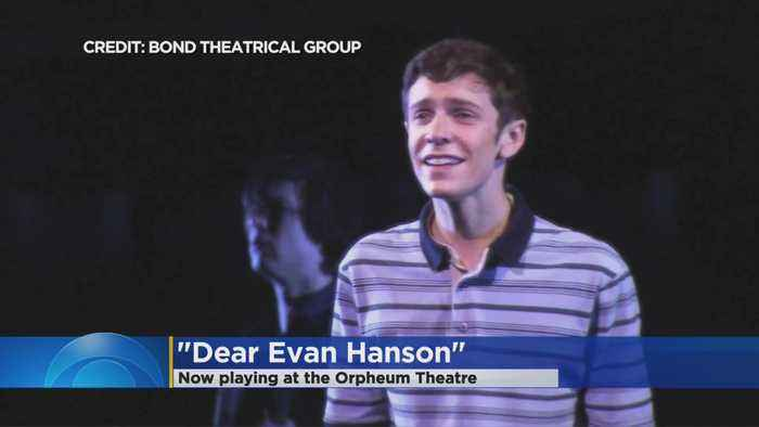 """Dear Evan Hanson"" Interview"
