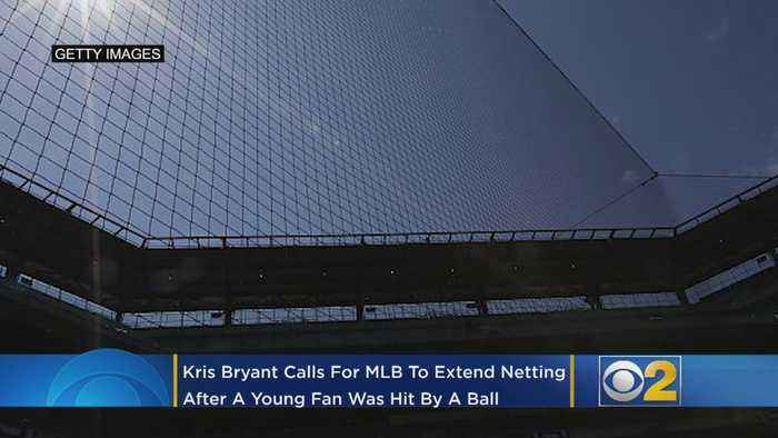 Fans Call For MLB To Extend Netting Following Incident In Cubs Astros Game Wednesday Night