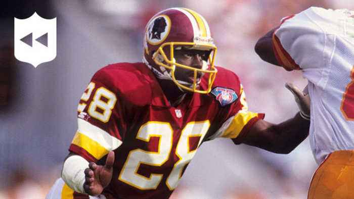 official photos 1e9bd f748d NFL Throwback: Washington Redskins cornerback Darrell Green's signature  speed