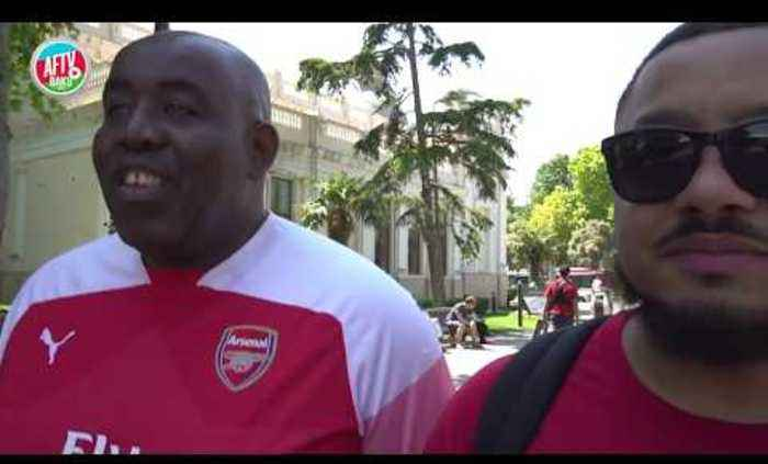 Arsenal 1 Chelsea 4, Final Day Vlog   2600 Miles In Vain!