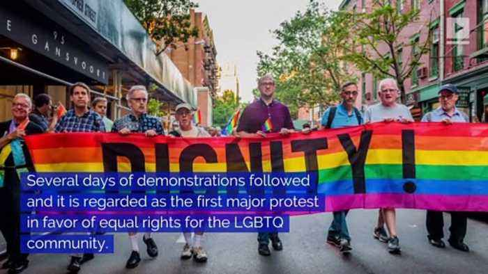 Historic Moments in the Fight for LGBTQ Equality
