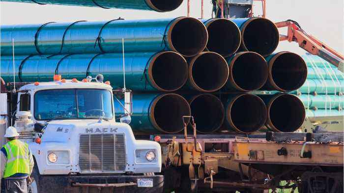 Iowa Supreme Court Says Crude Oil Pipeline Legally Permitted