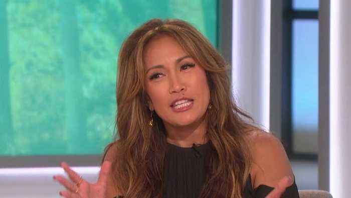 The Talk - Carrie Ann Inaba and Eve on Being 'tomboys' to Avoid Men