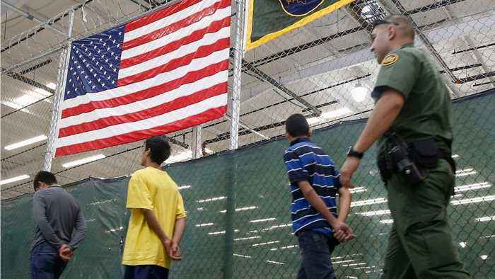 Too many children are being held too long in overcrowded US border patrol facilities