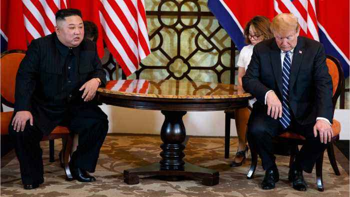 North Korea Reportedly Executed Envoy After U.S. Summit Collapse