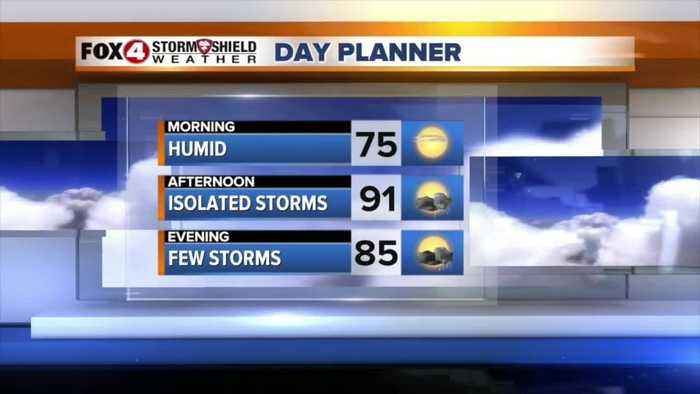 FORECAST: Hot and humid in SWFL