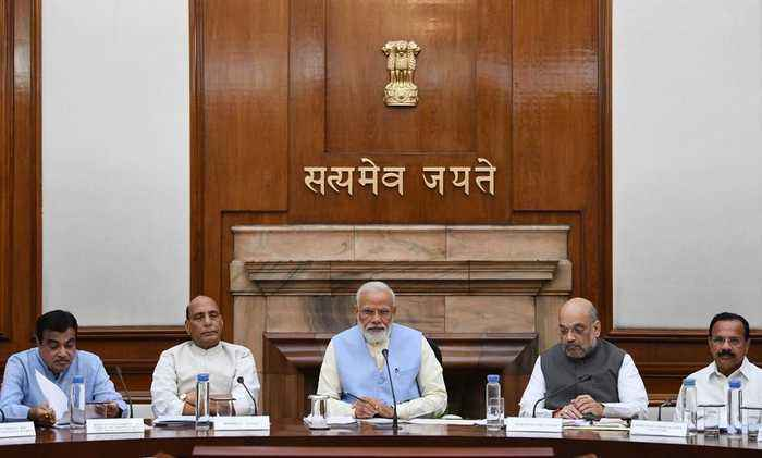 Day 1: Modi govt's 'landmark' moves for farmers, traders; Budget on July 5