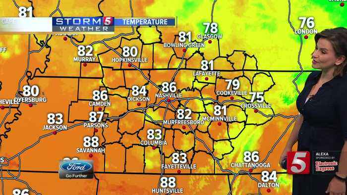 Bree's Evening Forecast: Fri., May 31, 2019