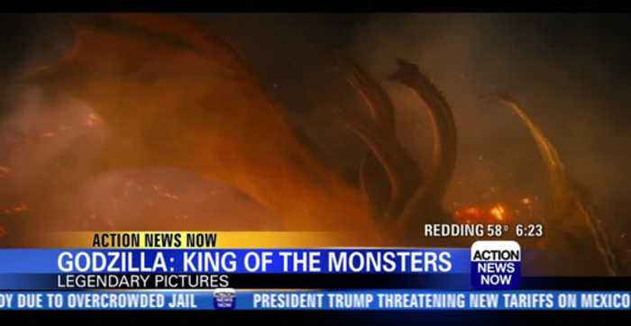 Action News Now Movie Review: Godzilla: King of the Monsters