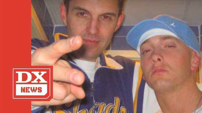 Tim Westwood Drops Rare Unreleased Eminem & Proof Freestyle From 1999