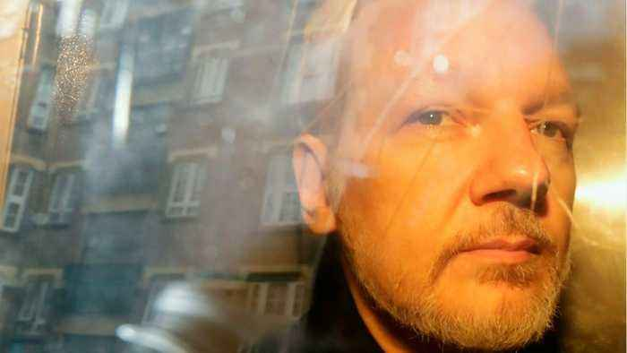 UN Torture Expert: Assange Shows Signs Of Years Of Psychological Torture