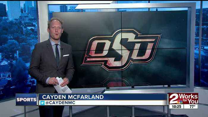 Oklahoma, Oklahoma State square off in first ever Women's College World Series Bedlam; Oklahoma State Baseball shuts out Harvard