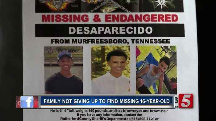 Police search for missing Rutherford County 16-year-old