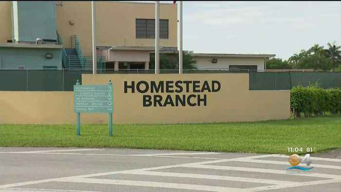 Court Filing Exposes 'Prison-Like' Conditions At Homestead Shelter For Migrant Children