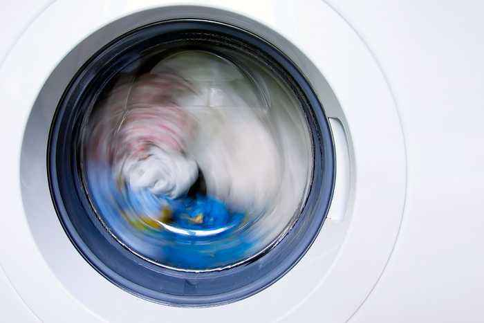 All Washing Machines Need This Product At Least Once Per Month