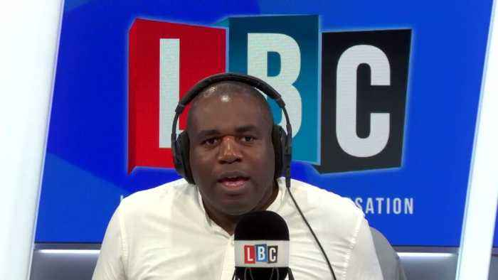 David Lammy's Powerful Plea For Labour To 'Get A Grip' On Anti-Semitism