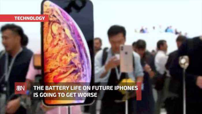 IPhone Batteries Are Not Getting Better