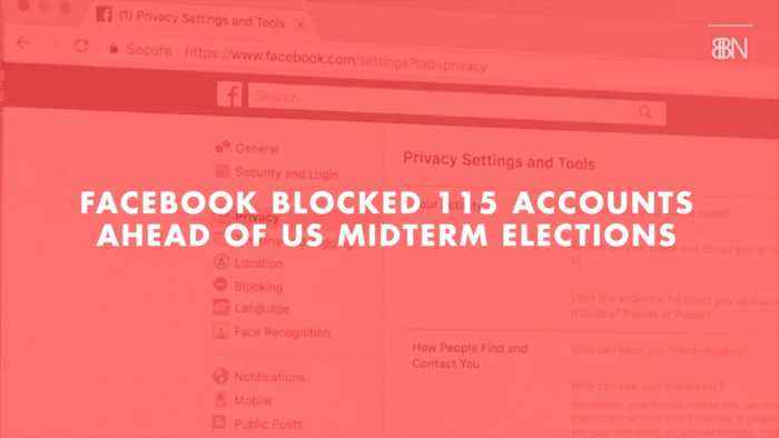 Facebook Takes The Lead On Midterm Protections