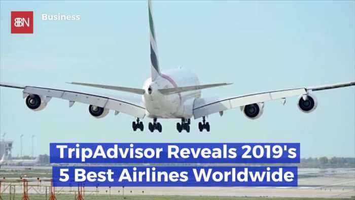 What Are The 5 Best Airlines