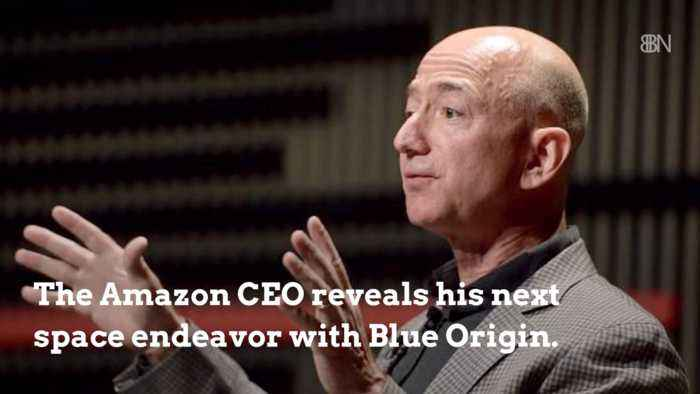 Jeff Bezos And His Big Plans For The Moon