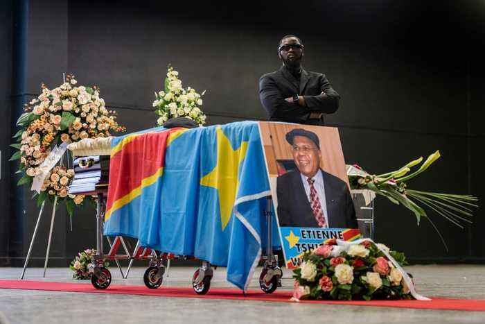 'Father of democracy': DRC's Etienne Tshisekedi laid to rest