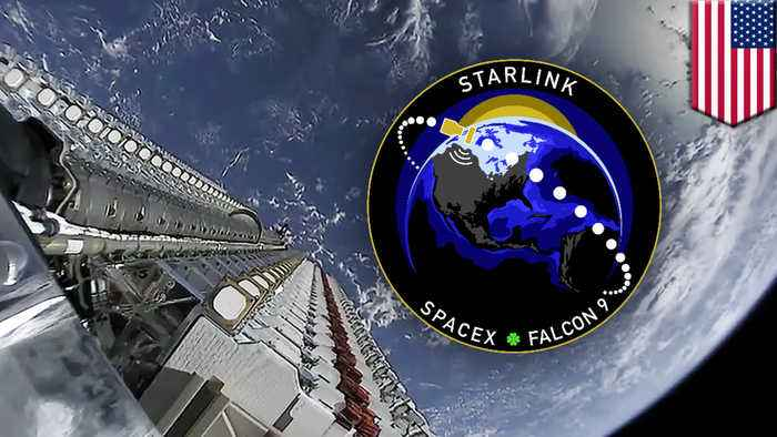 Astronomers fear SpaceX satellites will block stars