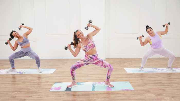 Sneak Peek: 30-Minute Beginner's Strength Workout From Our 21 Days to Kickstart Your Fitness