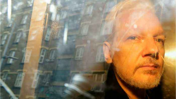 Assange not charged with CIA leak