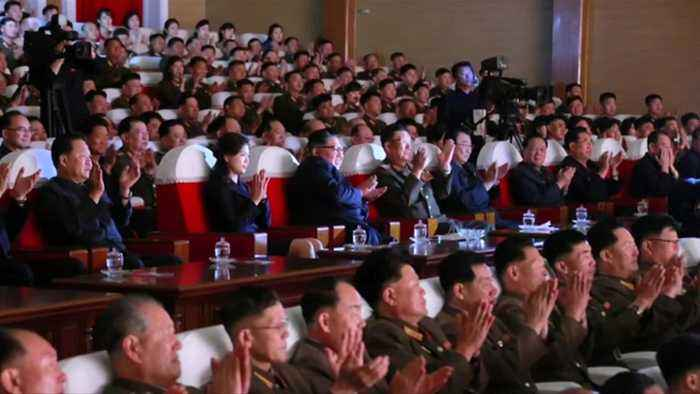 North Korea's former spymaster reappears after 'forced labor' reports