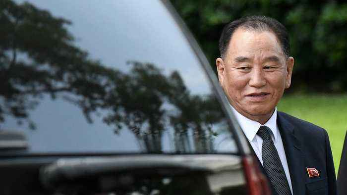 North Korean Official Reportedly Resurfaces Days After Purge Report