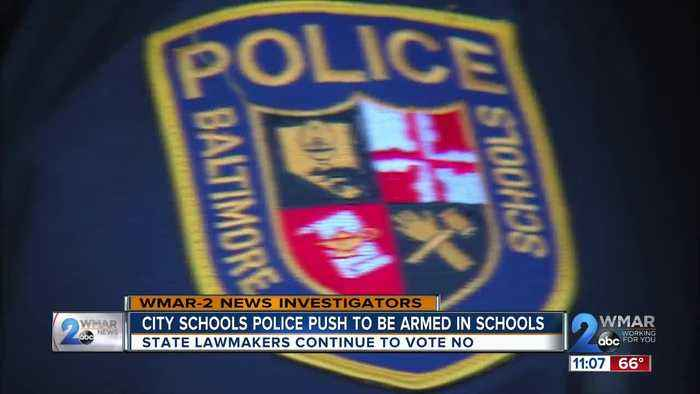 City School Police Push to be armed in schools